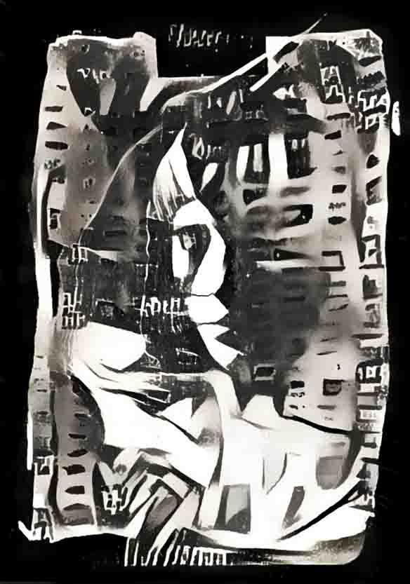 Volker Schütz - Maschinelle Kunst 4